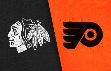 More Info for Blackhawks vs. Flyers