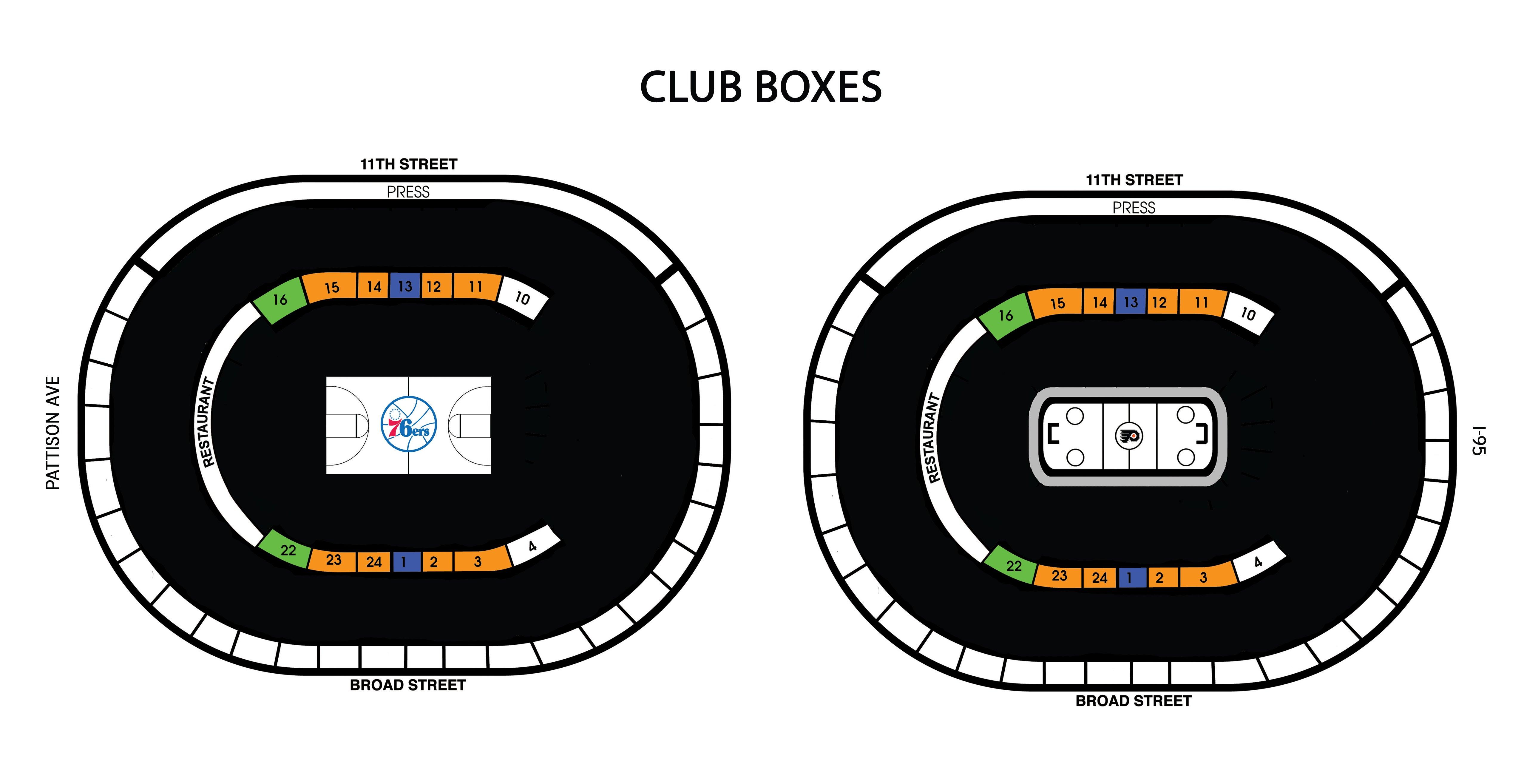 Club Boxes
