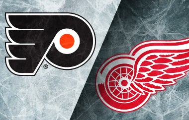 More Info for Flyers vs. Red Wings
