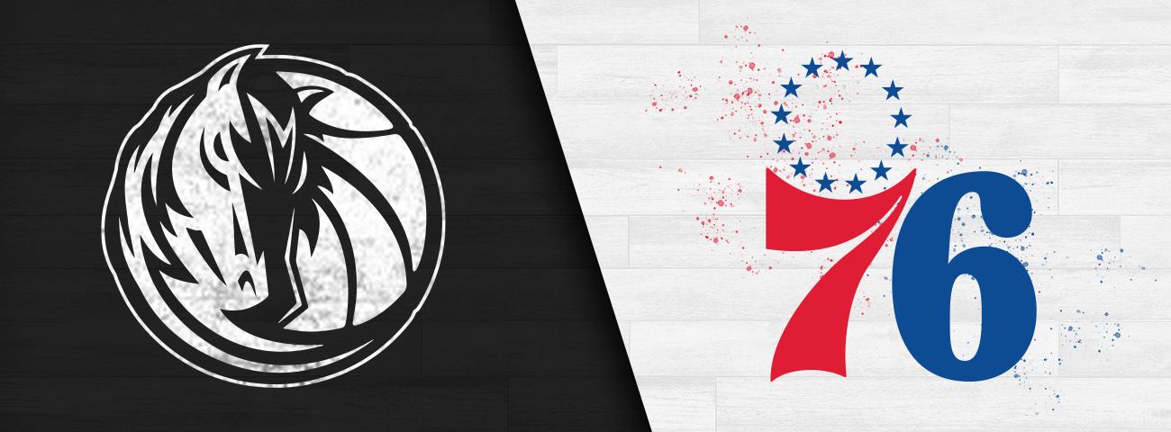 Mavericks vs. 76ers
