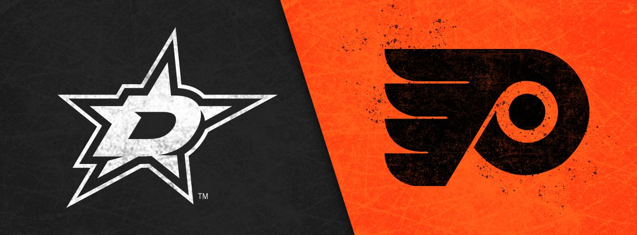 Stars vs. Flyers