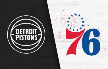More Info for Detroit Pistons vs. Philadelphia 76ers