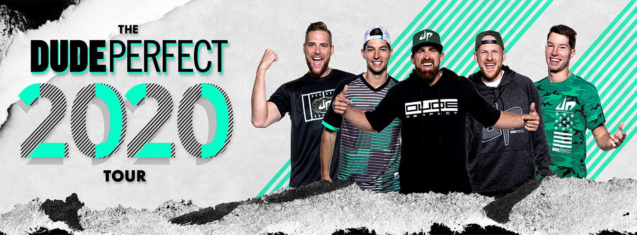 "Dude Perfect:  ""The Dude Perfect 2020 Tour"""