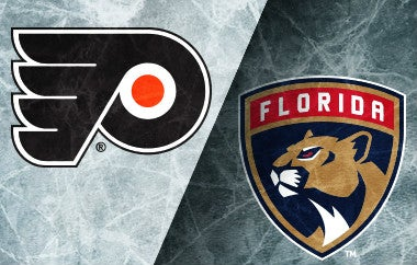 More Info for Flyers vs. Panthers