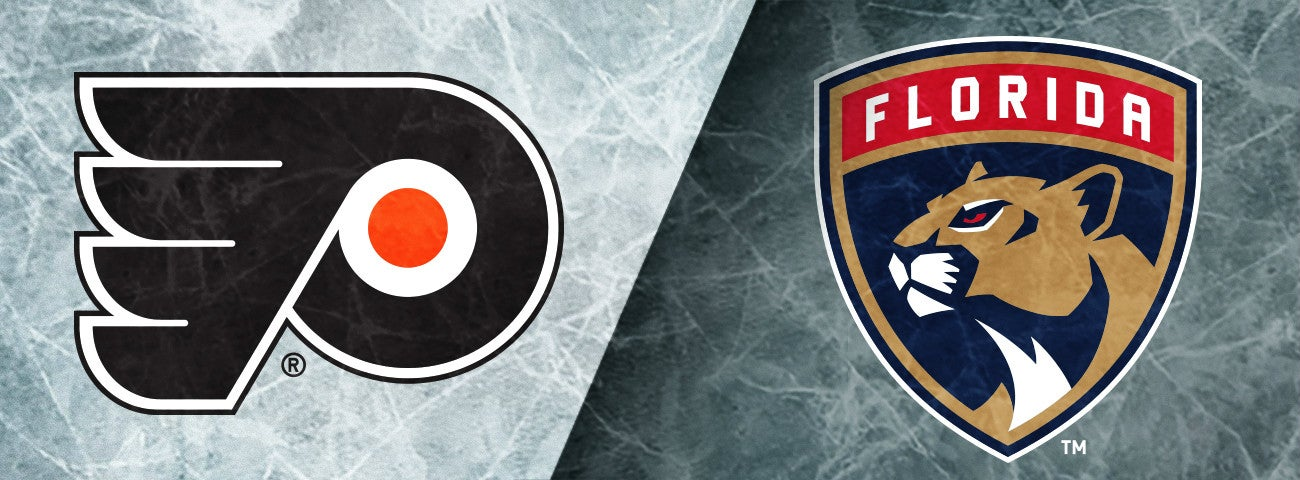 Flyers vs. Panthers
