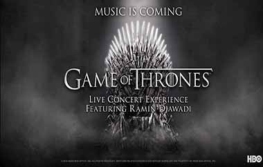 More Info for Game of Thrones® Live Concert Experience