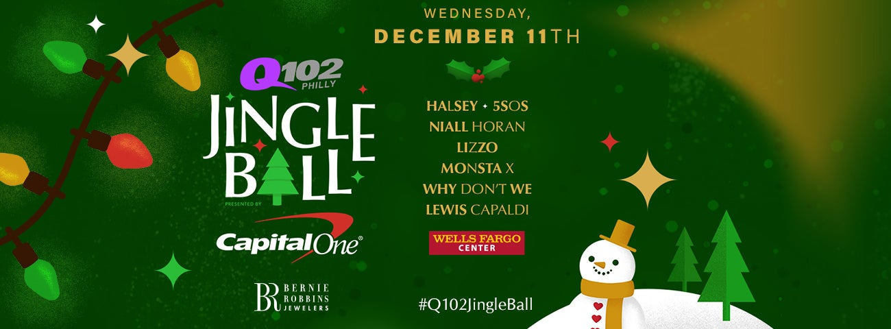 Q102's Jingle Ball Presented by Capital One