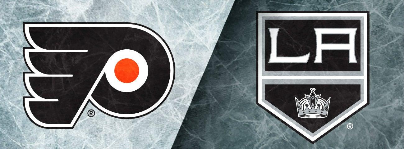 Flyers vs. Los Angeles Kings