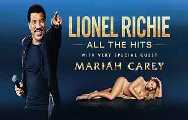 More Info for Lionel Richie with Very Special Guest Mariah Carey