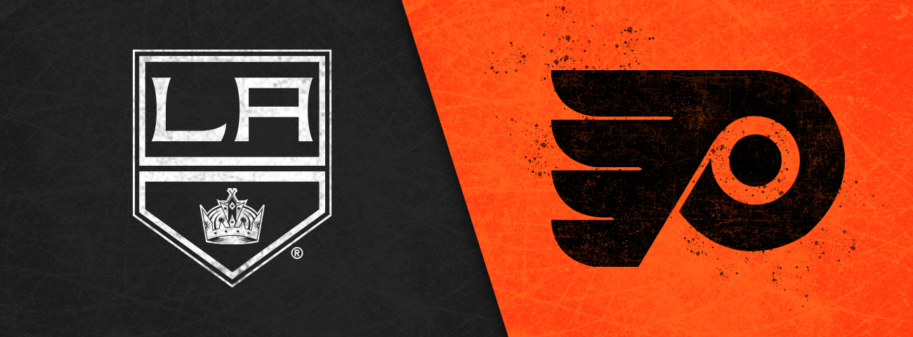 Kings vs. Flyers