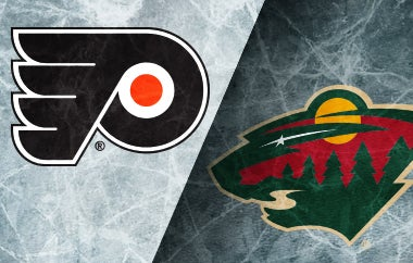 More Info for Flyers vs. Minnesota Wild