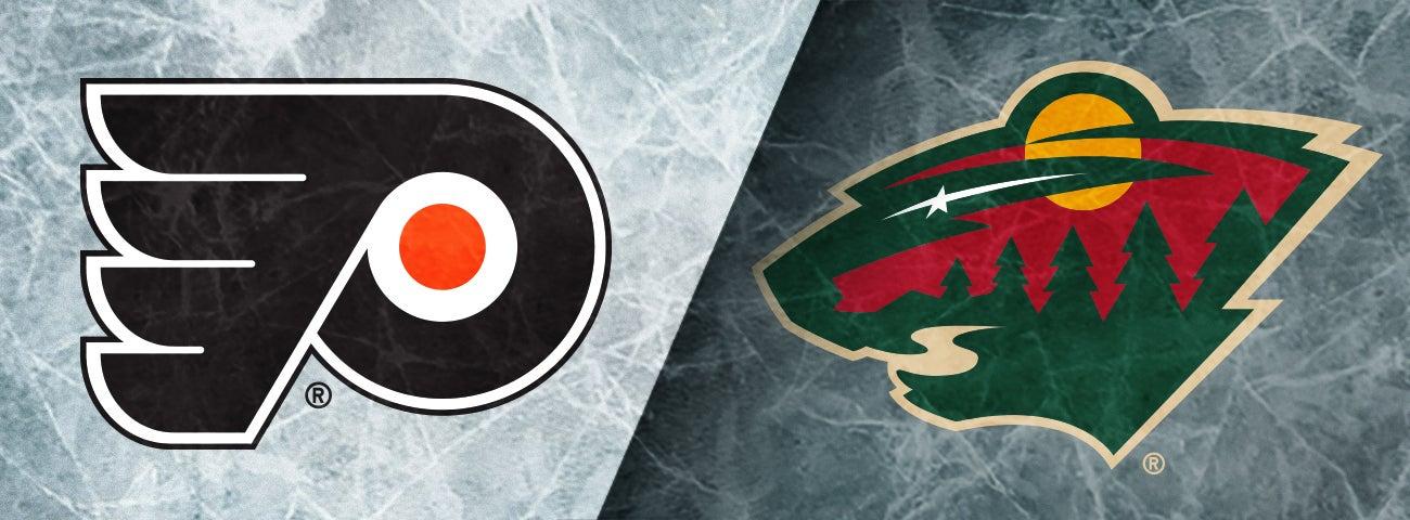Flyers vs Wild
