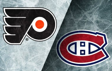 More Info for Flyers vs. Montreal Canadiens