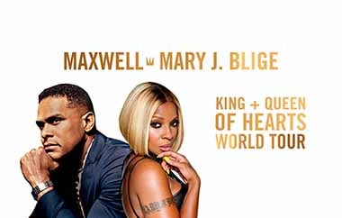More Info for Maxwell and Mary J. Blige