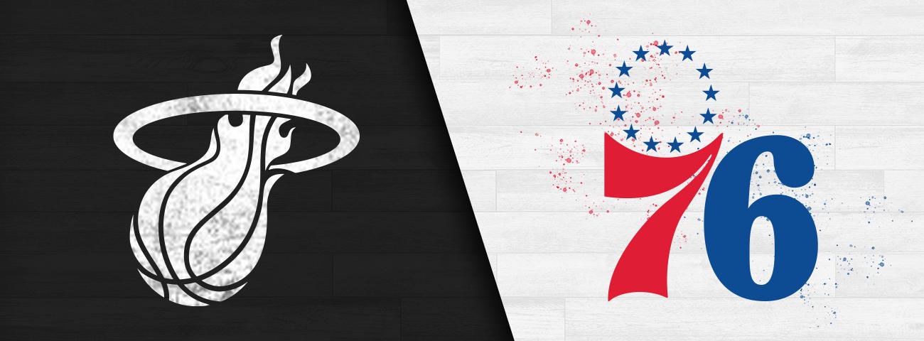 Heat vs. 76ers