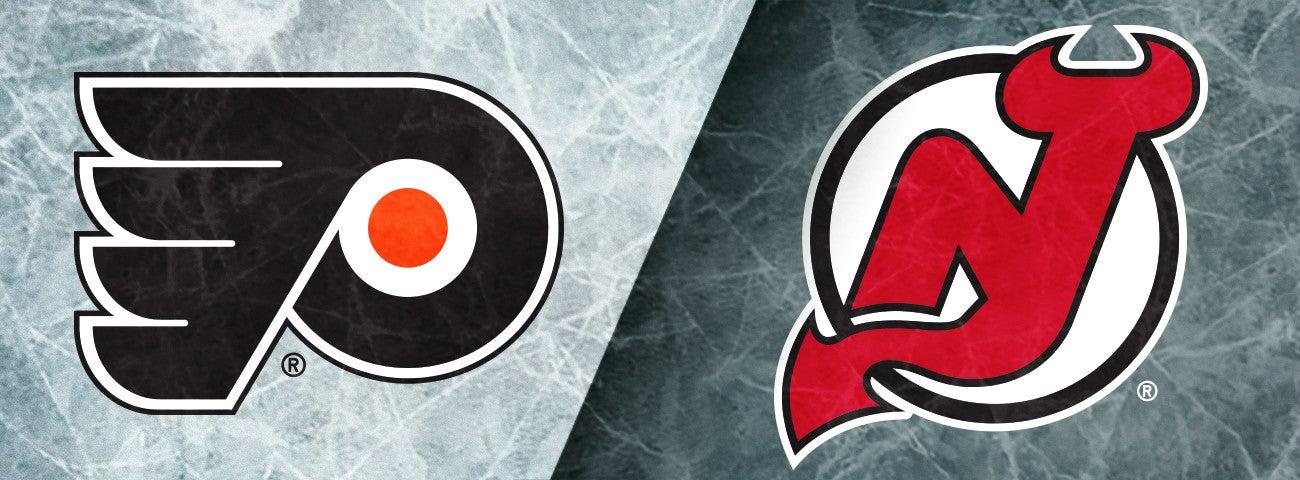 Flyers vs. Devils