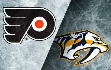More Info for Flyers vs. Nashville Predators
