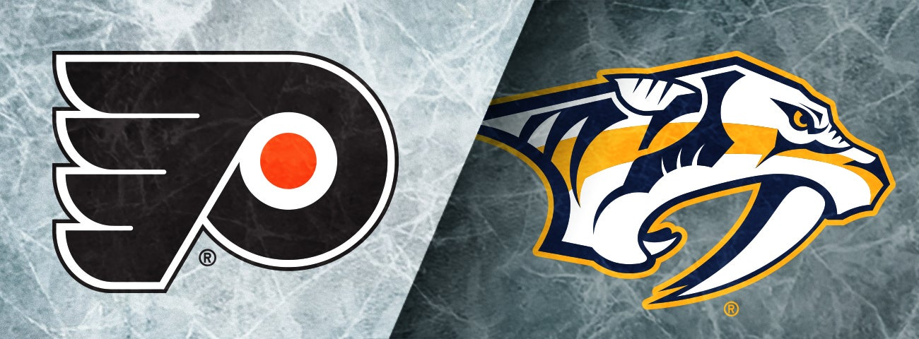 Flyers vs Predators