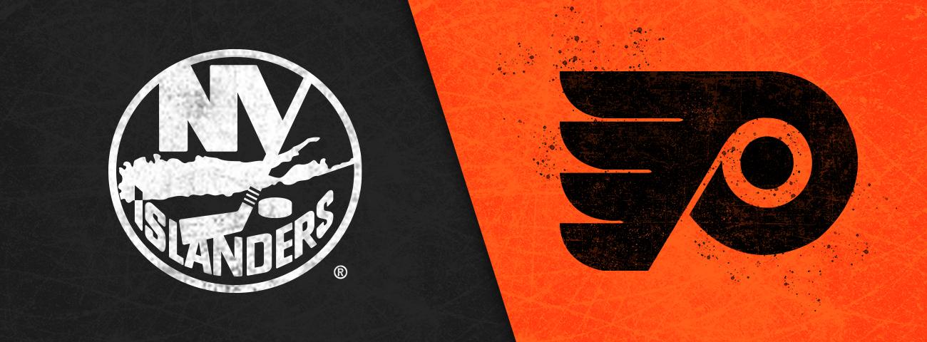 Islanders vs. Flyers