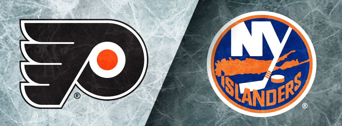 Flyers vs. Islanders