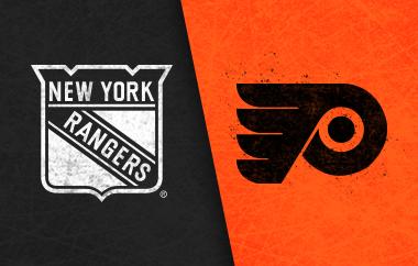 More Info for Flyers vs Rangers