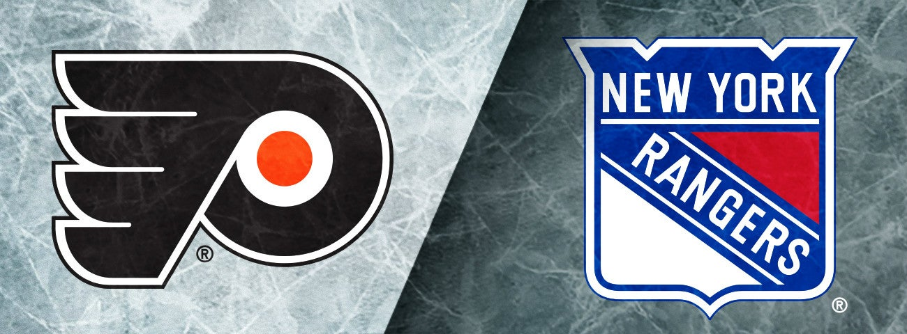 (Preseason) Flyers vs. Rangers