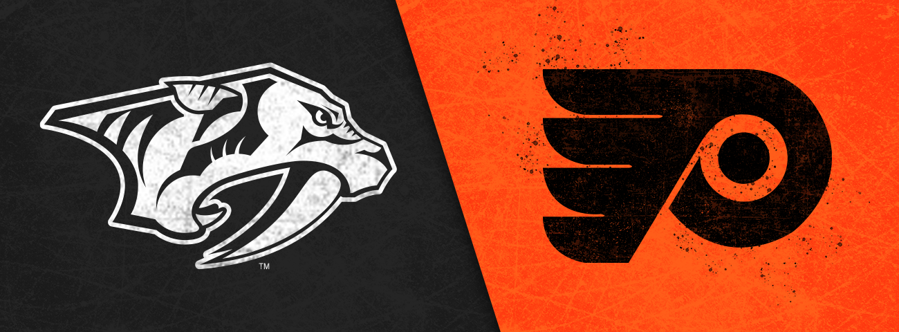 Predators vs. Flyers