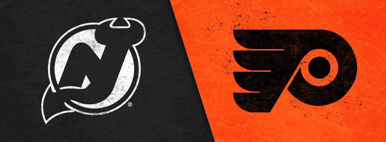 New Jersey Devils vs. Philadelphia Flyers