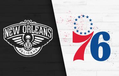 More Info for New Orleans Pelicans vs. Philadelphia 76ers