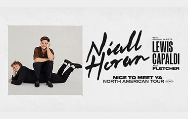 Niall Horan Announces Nice To Meet Ya Tour With Performance At Wells Fargo Center On May 2, 2020