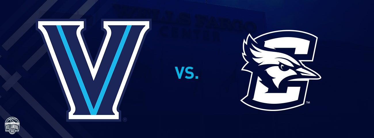 Creighton Bluejays vs. Villanova