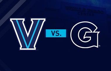 More Info for Georgetown Hoyas vs. Villanova
