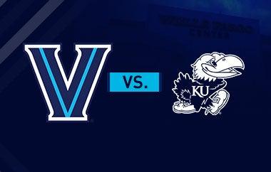 More Info for Kansas Jayhawks vs. Villanova