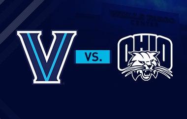 More Info for Ohio Bobcats vs. Villanova