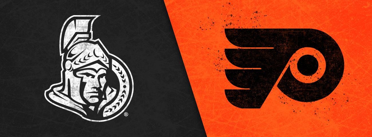 Senators vs. Flyers