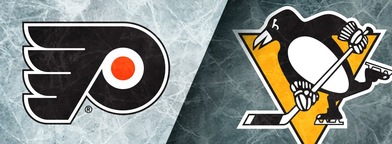 Flyers vs. Penguins