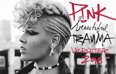 More Info for P!nk: Beautiful Trauma World Tour