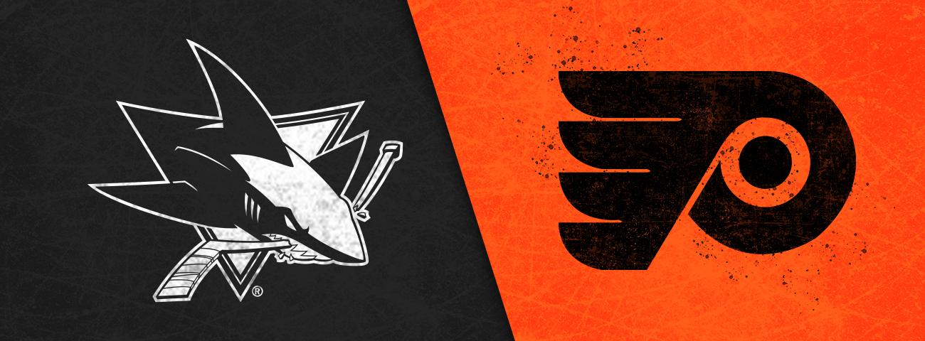 Sharks vs. Flyers