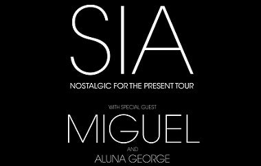More Info for Sia: Nostalgic For The Present Tour