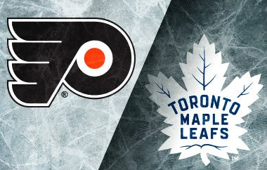 More Info for Flyers vs. Toronto Maple Leafs