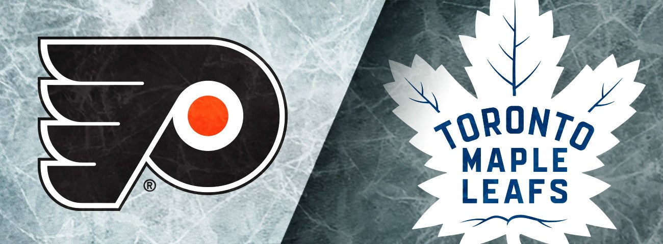 Flyers vs. Maple Leafs