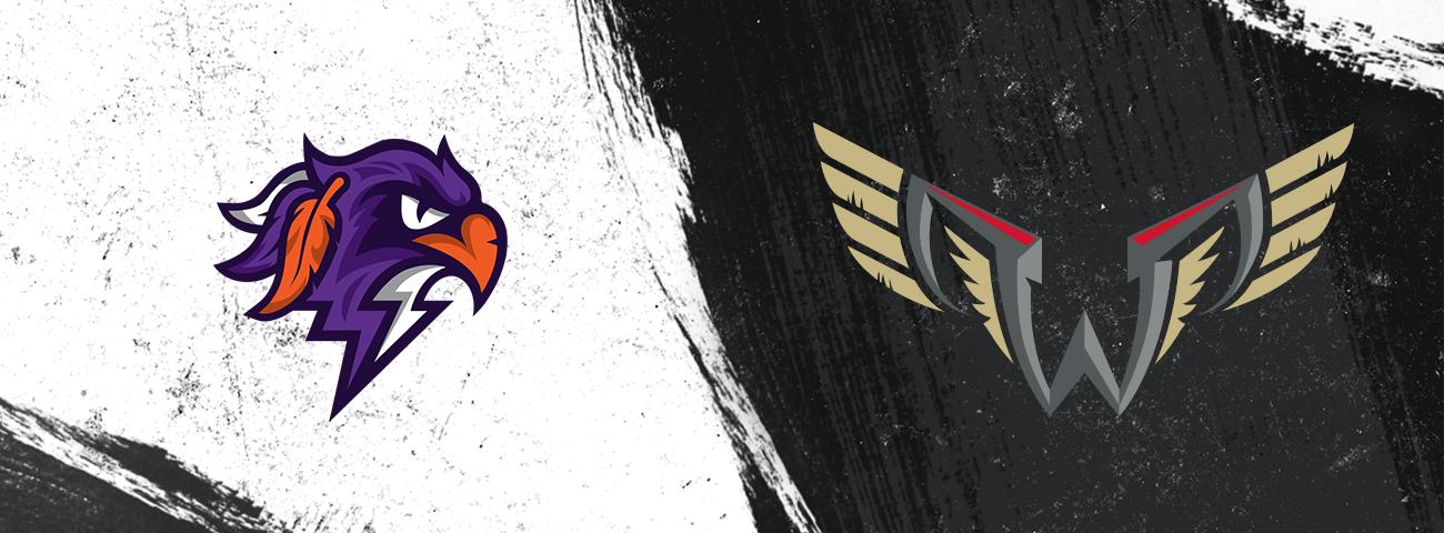 Thunderbirds vs. Wings