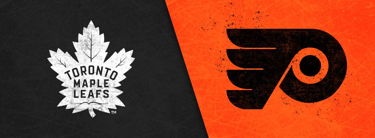 Maple Leafs vs. Flyers