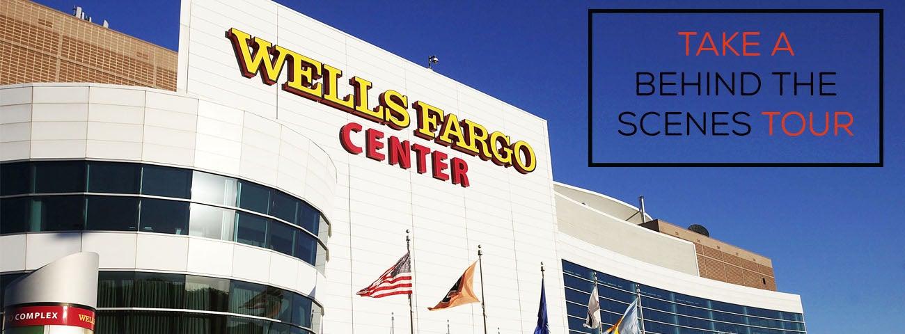 Wells Fargo Center Public Tour