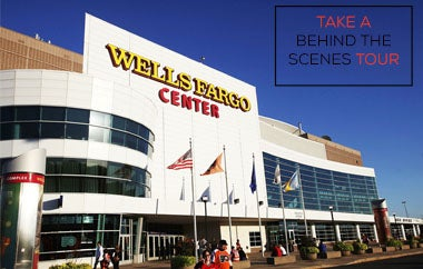 wells fargo center