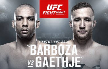 More Info for Ultimate Fighting Championship