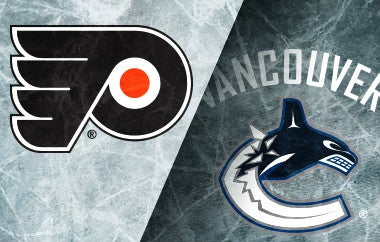 More Info for Flyers vs. Vancouver Canucks