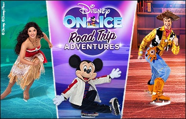 More Info for Disney on Ice presents Road Trip Adventures
