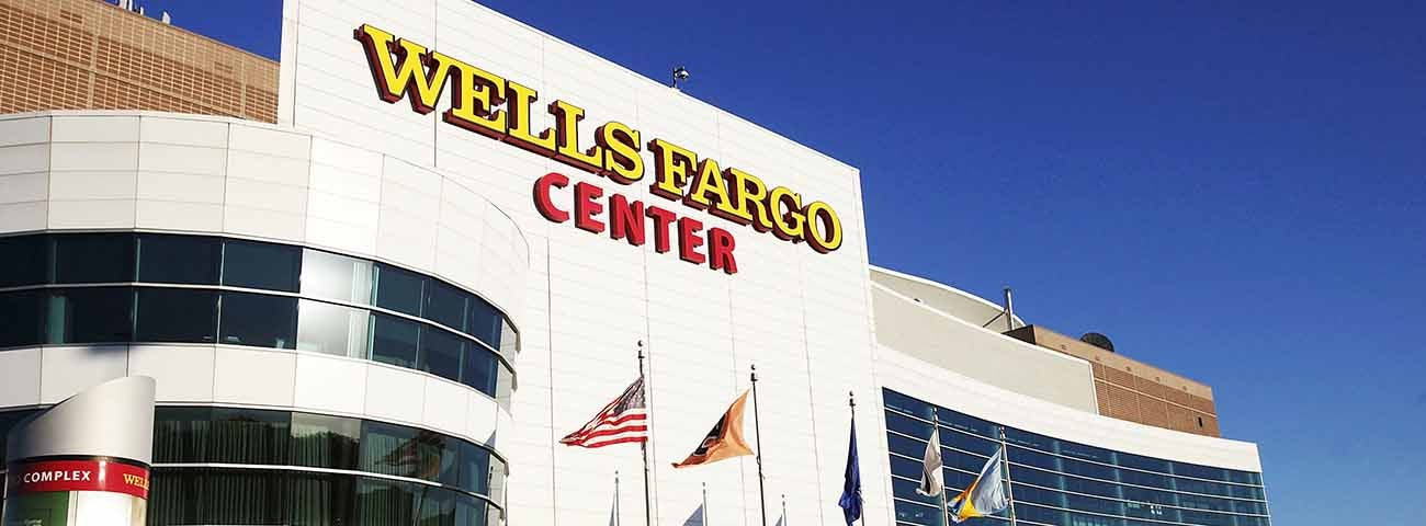a3c18b0c70d659 For The First Time In Six Years The Wells Fargo Center Gears Up For Both  NBA And NHL Playoffs With Block Parties, New Food And Merchandise  Offerings, ...