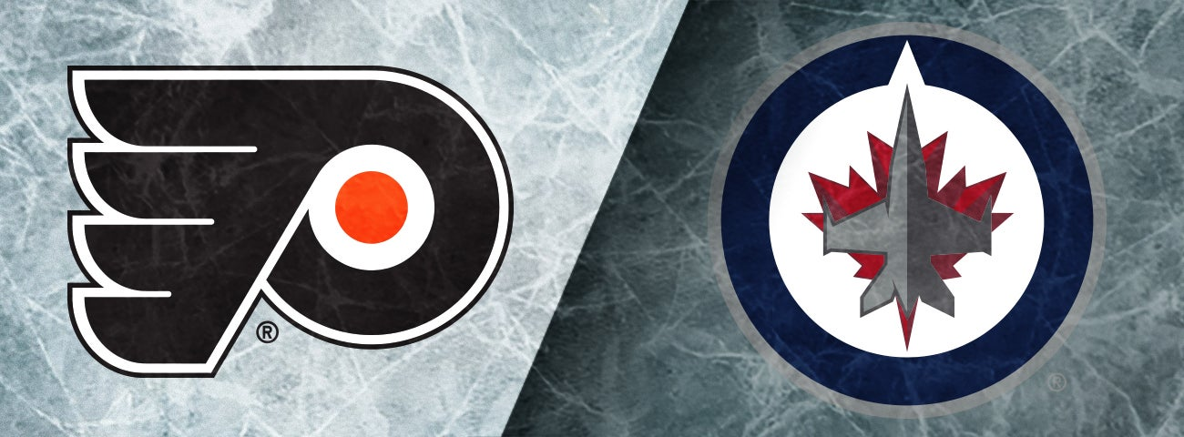 Flyers vs. Jets